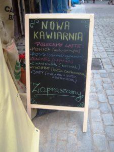 F.R.I.E.N.D.S coffee shop in Torun, Poland